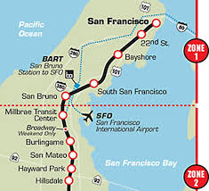Bart Sfo Map by Private Entrance Room Near Sfo Airport Fast Wifi Houses For