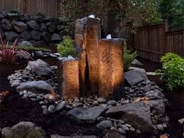 Water Features Backyard by Whether You Are Looking For A Nice Waterfall A Pond A Bubbler