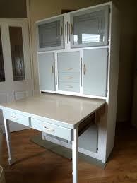 Vintage 1950 S Metal Kitchen Cabinet Enamel Top Ebay by 1950s Kitchen Cabinets Kitchen Decoration