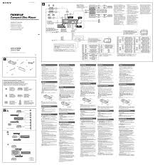 sony xplod cdx gt55uiw wiring diagram wiring diagram and
