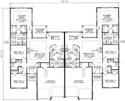 Duplex With Garage Plans Best 25 Duplex Plans Ideas On Pinterest Duplex House Plans