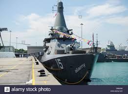 Singapore Navy Flag Changi Naval Base Stock Photos U0026 Changi Naval Base Stock Images