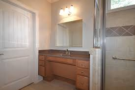 handicapped accessible bathroom designs high tech handicapped accessible bathroom sink counter handicap and