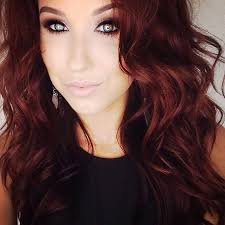 hair colors for light skin tones best dark and light red hair colors for pale skin tone 2