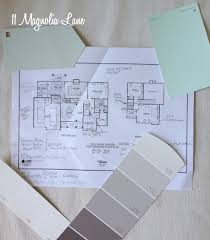 paint color selections for our new house 11 magnolia lane