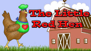 K Hen Shop The Little Red Hen Story Youtube