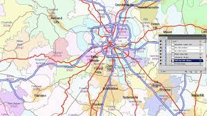 Augusta Ga Zip Code Map by Georgia Zip Code Maps At Nashville Tn Map Roundtripticket Me