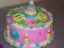 twin girls baby shower cake cakecentral com