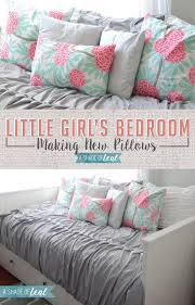 big bed pillows big girl room new pillows