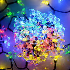 solar powered string lights to brighten your outdoor space with solar powered string lights