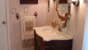 Powder Room Makeovers Photos - mirror simple and beautiful powder room makeover ideas to