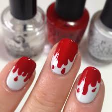 halloween nail design ideas
