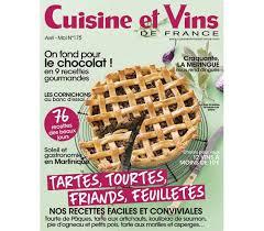 tele 7 jours recettes cuisine cuisine et vins de abonnement magazine edigroup