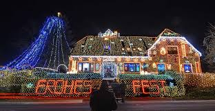 house christmas lights top 5 house christmas lights displays in u s buffalo made the list