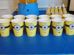 minions birthday party ideas minion despicable me inspired idea for kids birthday party