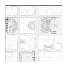 hidden passageways floor plan archiprix project p17 1136