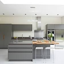 modern kitchen designs uk kitchen island ideas ideal home
