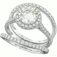 bridal ring sets uk get most brilliant 3 wedding ring sets for unforgettable