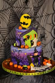 birthday halloween oh just put a cupcake in it halloween birthday cake and