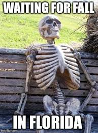 Fall Memes - waiting skeleton meme imgflip