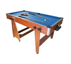 foldable air hockey table 2 in 1 pool and air hockey folding table the gents cave
