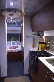 kitchen model airstream trailer under cabinet lights kitchen