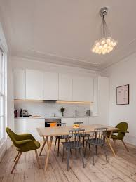 London Flat Interior Design Georgian Townhouse Gets A Modern Makeover Design Milk