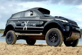 racing land rover range rover evoque desert warrior 3 by rabe race cars