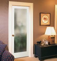 Decorative Glass Doors Interior Cross Reed Decorative Glass Interior Door Modern Living Room