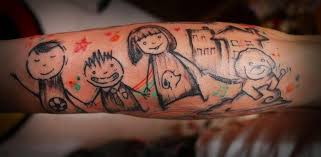 25 inspirational family tattoo designs colorlap