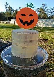Halloween Cake Topper by Halloween Cake Topper Pumpkin Cake Topper Halloween Cake Topper
