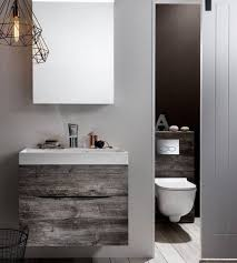 Solid Oak Bathroom Furniture Uk by Bauhaus Glide Ii Wall Hung Vanity Unit Uk Bathrooms Cloakroom
