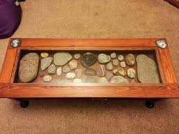 Display Coffee Table Fossil Coffee Table Imgur