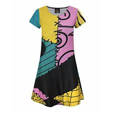 official nightmare before sally costume s dress