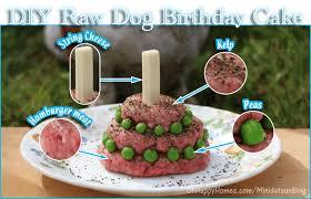 dog birthday cake diy dog birthday cake the minidatsun