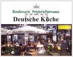 deutsche küche berlin mitte boulevard friedrichstrasse coffee house bar restaurant all