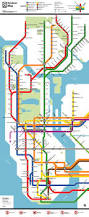 New York On Map New York Metro S On Map Of Pass Attractions World Maps