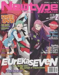 Or Books A New Type Newtype Usa 2002 Comic Books 2007 2009