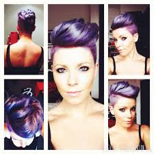shaved sides undercut genevieve warburton i plan to do this cut