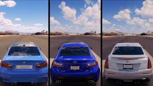 lexus coupe 2014 forza horizon 3 cadillac ats v 2016 vs bmw m4 coupe 2014 vs