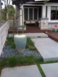 Concrete Slabs For Backyard by Front Yard Landscaping Calimesa Ca Photo Gallery