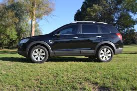 2007 chevrolet captiva 3 2 ltz 4x4 2788 youtube