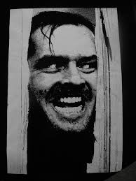 the shining jack backpatch horror movie scary free shipping