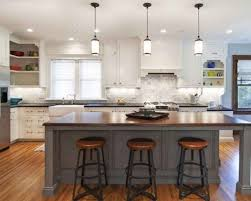 lighting over island in kitchen kitchen design