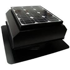 solar ventilation fan solar roof vent fan