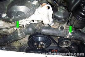 bmw e39 5 series thermostat replacement 1997 2003 525i 528i