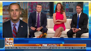 fox news lewandowski discuss the meaning of upside down christmas