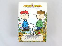 peanuts complete collection 5 dvd set