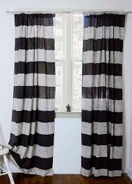 Striped Living Room Curtains by Best 25 Horizontal Striped Curtains Ideas On Pinterest Striped
