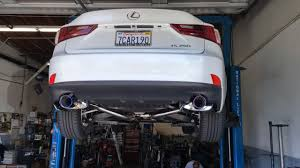 lexus is aftermarket parts free shipping on tsudo lexus is250 is350 2014 dual sp burnt